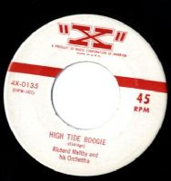 Richard Maltby & Orch. - High Tide Boogie/Jumpin' Trumpet (4X 0135) M-